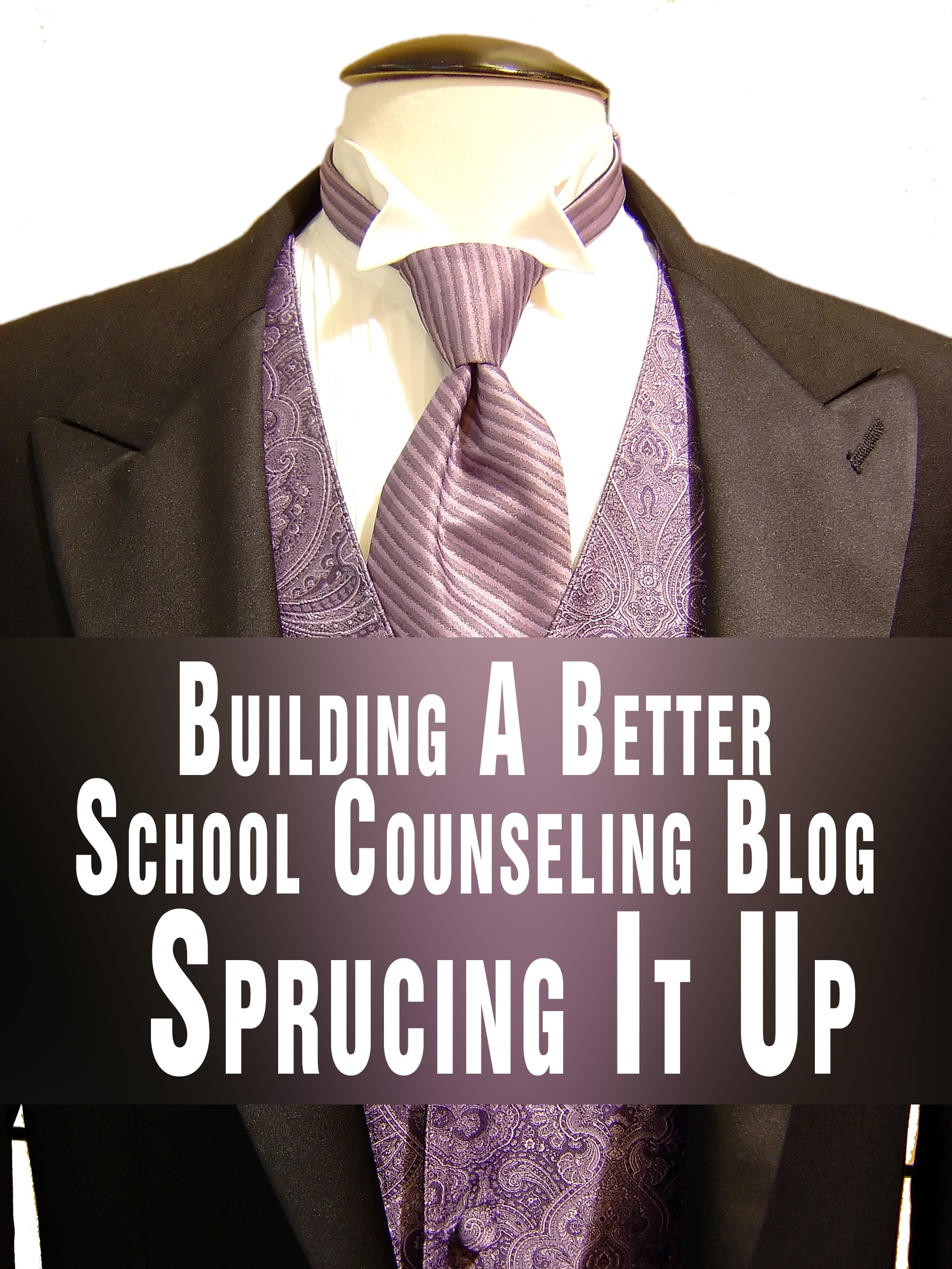 Building A Better School Counseling Blog Series: Sprucing It Up
