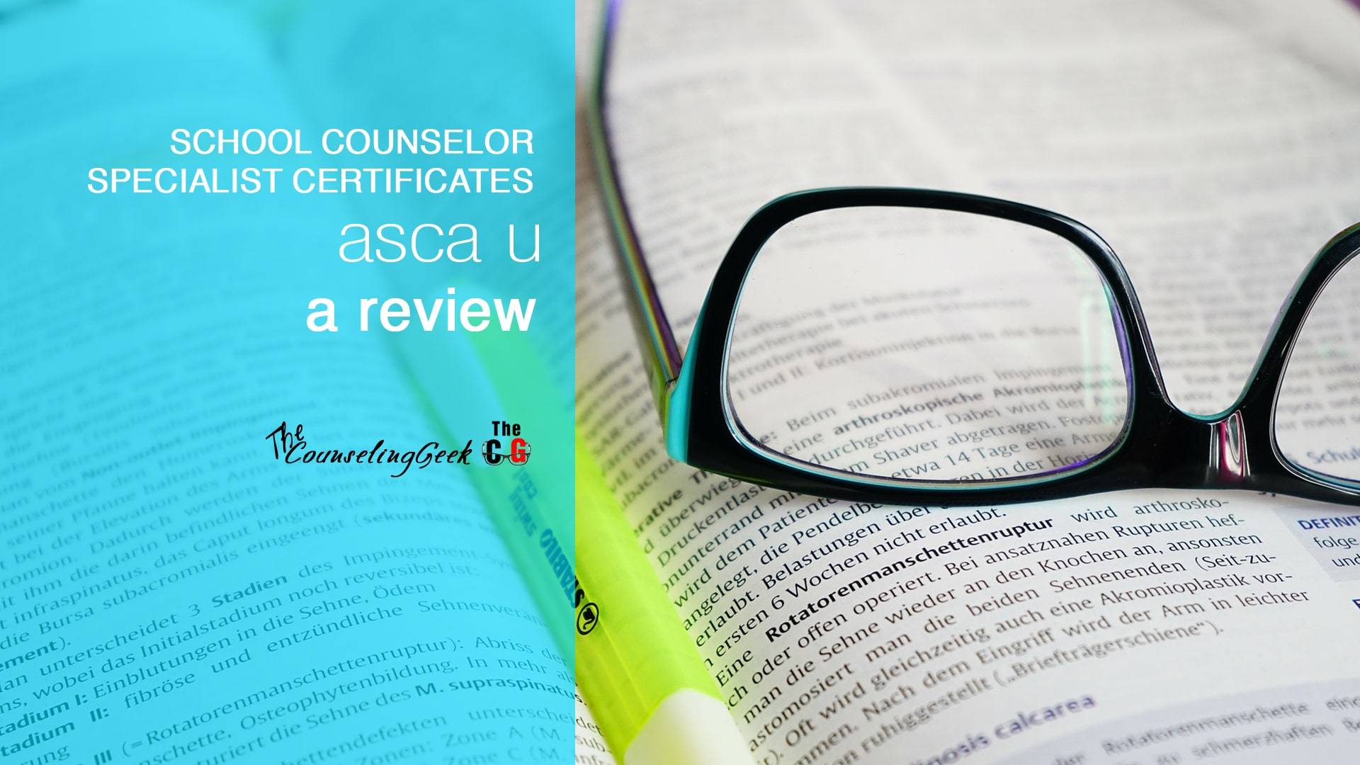 the counseling geek school counseling blog asca specialist certificate programs a review