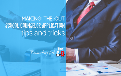 Making The Cut: School Counselor Application Tips and Tricks